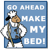 Make my bed