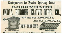 History of Rubber