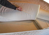 vZone Latex Mattress