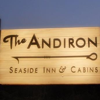 Andiron Seaside Inn and Cabins on the Mendociono Coast with FloBeds