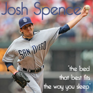 Josh Spence makes it part of his recovery